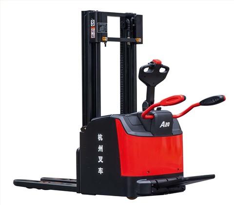 A系列1.2-2.0吨(标准型)电动堆垛车/蓄电池托盘堆垛车