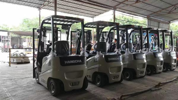 杭州叉车丨电动叉车电机工作原理,你知道吗?
