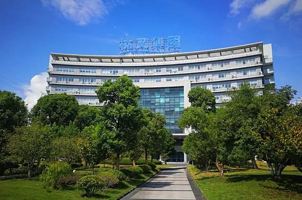 杭叉集团办公大楼