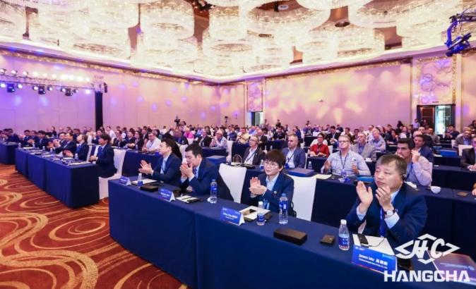 【重磅】世界的杭叉!杭叉集团第三届全球代理商大会在杭州召开