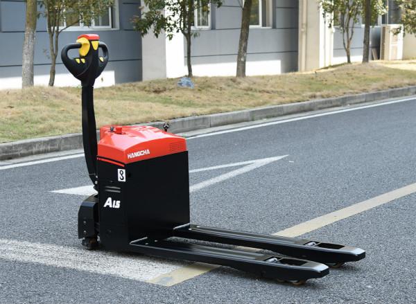 杭叉:电动搬运车这么好用,你现在才知道吗?