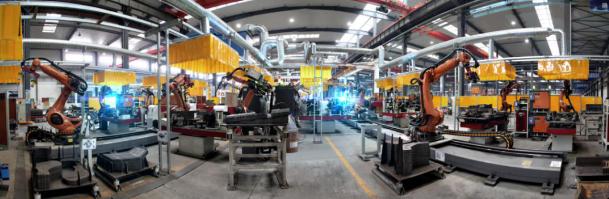 【喜报】杭叉集团被评为2020中国标杆智能工厂
