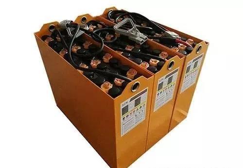叉车铅酸电池硫化的危害