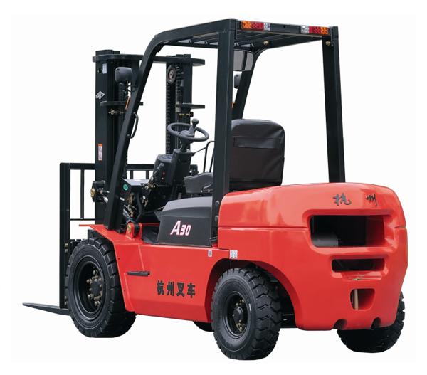 A系列1-3.8吨内燃叉车-杭州叉车