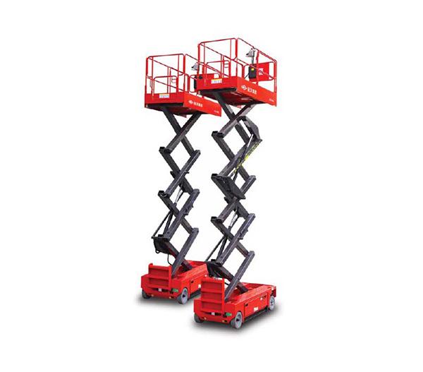 6.5-14米电动剪叉式升降平台