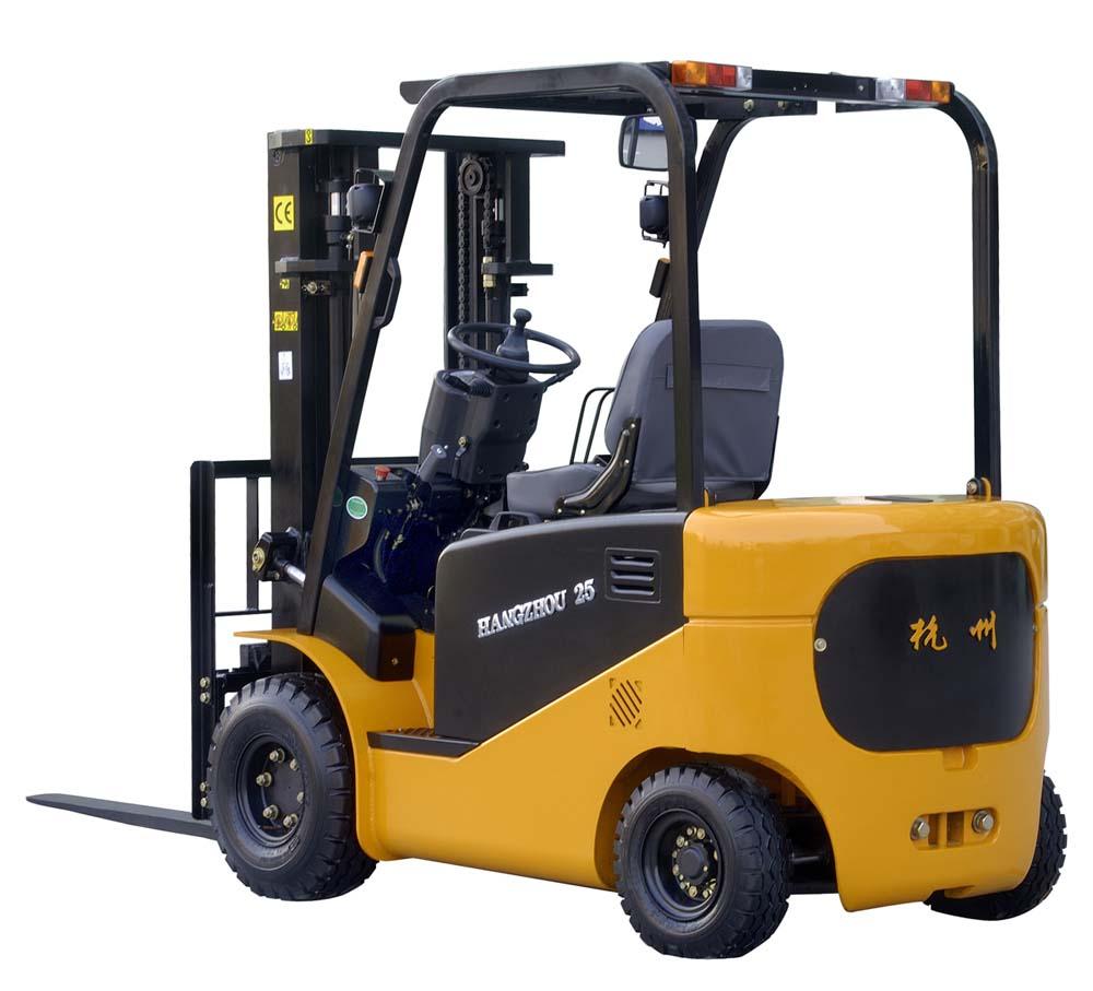 J系列1.0-3.5吨蓄电池/电动叉车