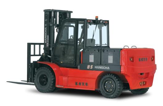 X系列5.0-8.5吨蓄电池/电动叉车