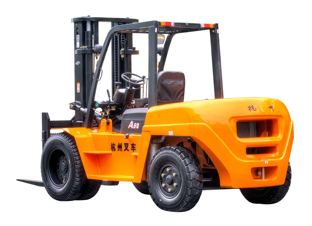 A系列小8-小12吨内燃叉车