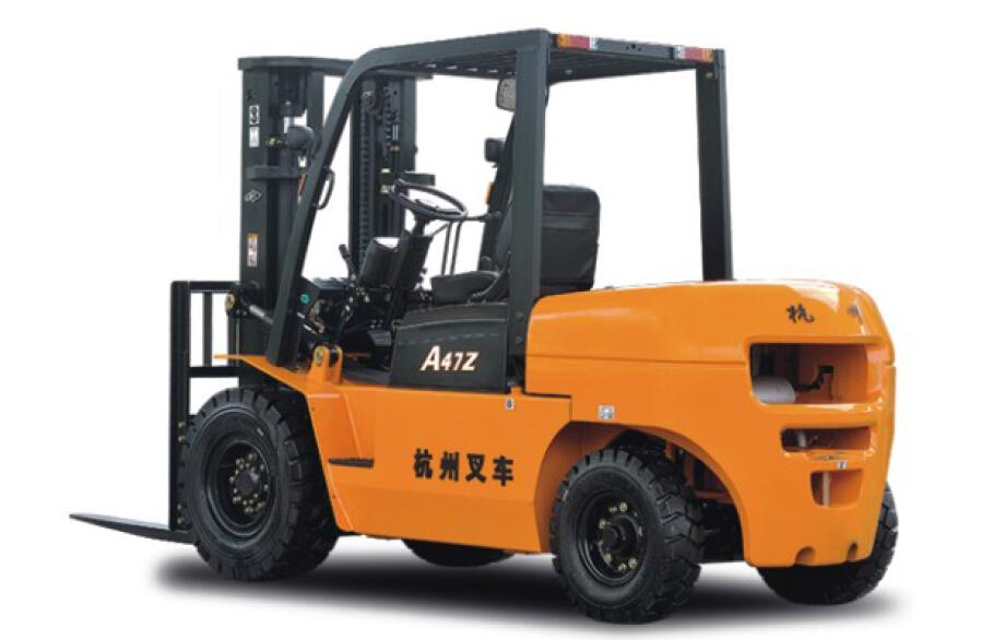 A系列3-10吨出租型叉车