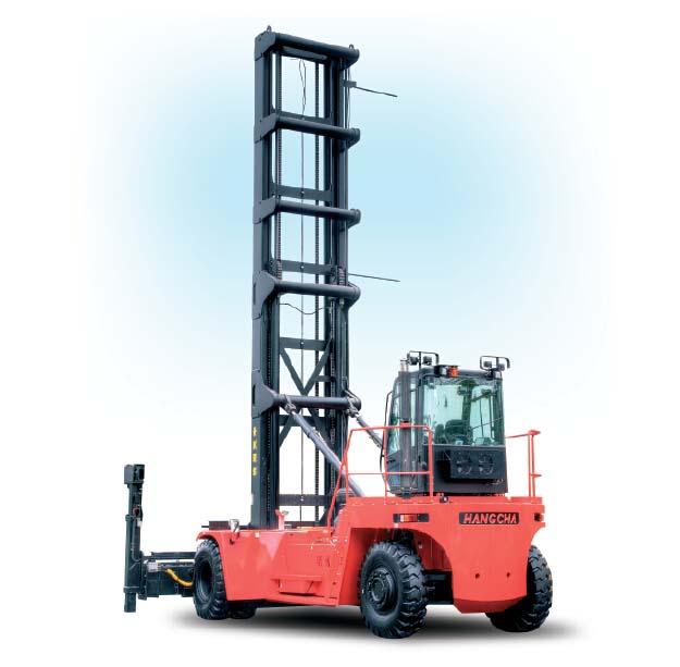 H90EC-7-W60空箱堆高机