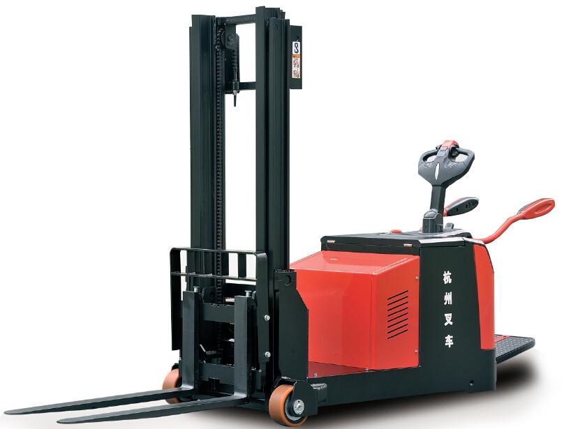 A系列0.8-2.0吨平衡重式电动堆垛车/托盘堆垛车