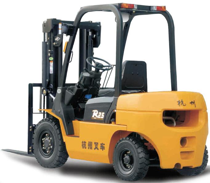 R系列1-3.5吨内燃叉车