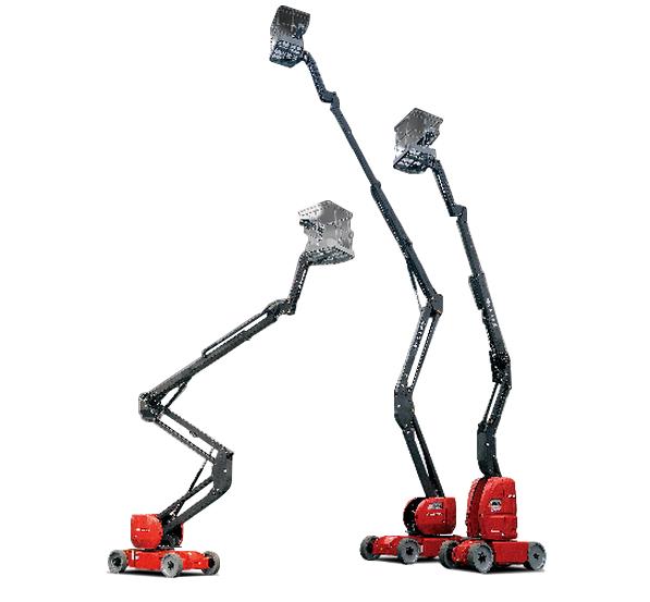12-17米电动曲臂式高空作业平台