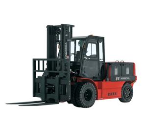 X系列5-8.5吨蓄电池/电动叉车
