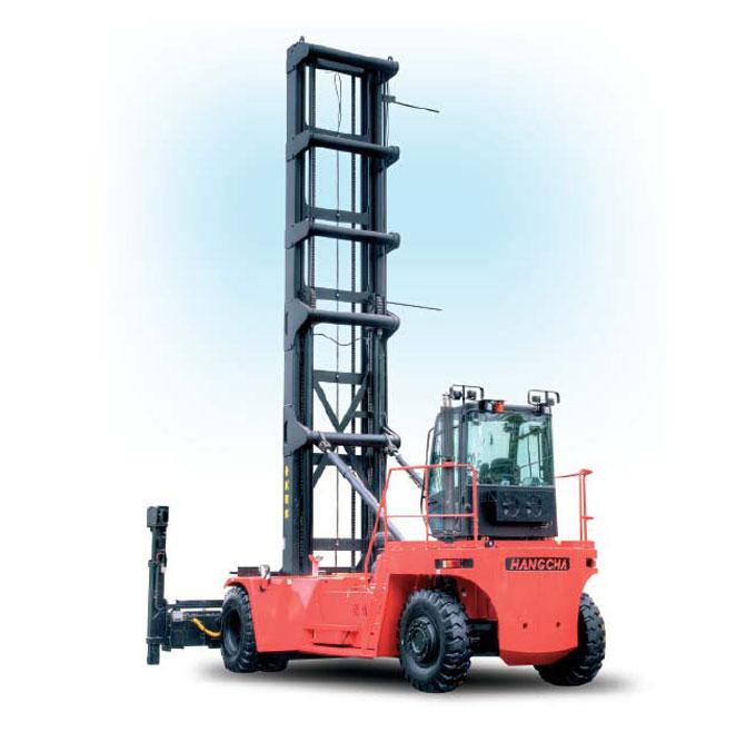 H90EC-7-W60杭叉港口空箱堆高机