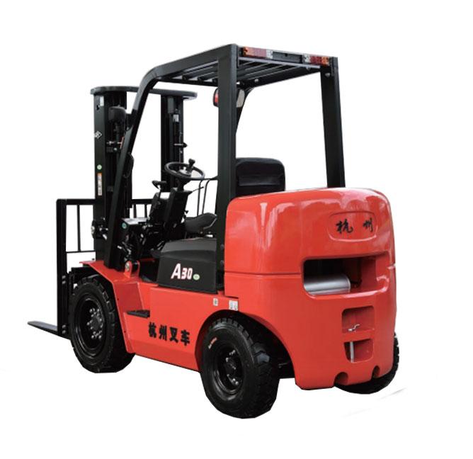 A系列3-3.5吨(紧凑型)内燃叉车