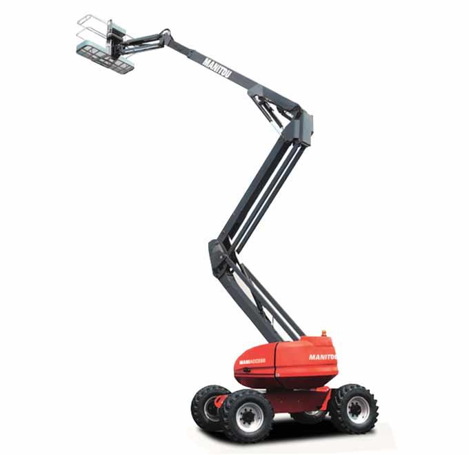 16-20米柴油曲臂式高空作业平台