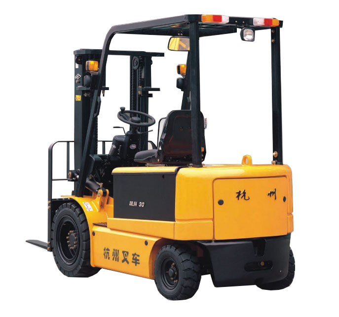 H系列1-3.5吨交流电动叉车