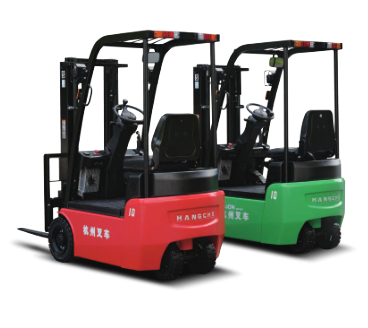 X系列0.6-1.0吨三支点电动叉车