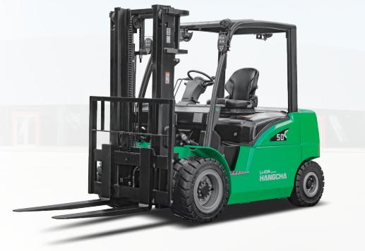 XC系列4-5吨锂电专用叉车