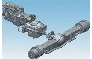 3.康明斯QSB6.7工業發動機,中冷式渦輪增壓